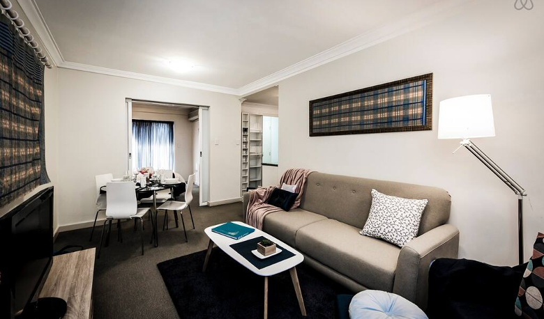 Accommodation Image for One Bedroom Near Perth